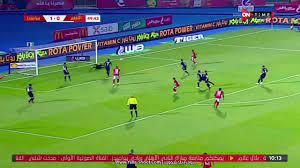 أهداف مباراة الأهلي وبيراميدز 2021-07-02 الدوري المصري - بث مباشر
