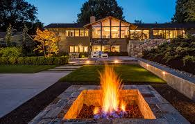 outdoor fire table natural gas