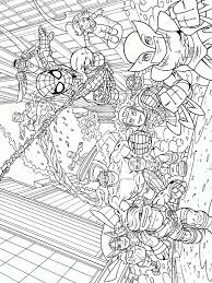 Small Picture Super Heroes Coloring Pages Free Archives For Super Hero Squad