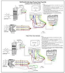 honeywell heat pump thermostat wiring diagram on Wiring Diagram For Gas Furnace honeywell heat pump thermostat wiring diagram on tayplusheatpumpdualfuelkit jpg wiring diagram for gas furnace and heat pump