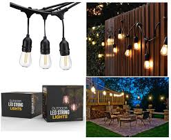 outdoor led string light