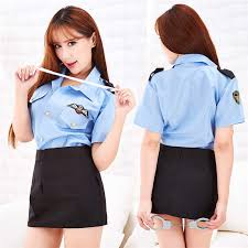 <b>Women Sexy Lingerie</b> Office <b>Lady</b> Student police Uniform Cosplay ...