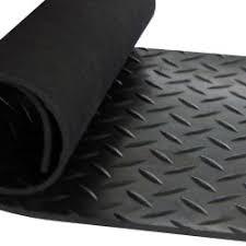 diamond plate rubber mat.  Diamond Checker Plate Roll Rubber Intended Diamond Mat R