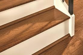 best laminate flooring for stairs hardwood flooring trim on a staircase laminate flooring stair nosing profile