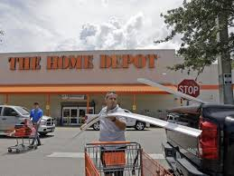 images home depot. Vicente Aguiar Loads Garage Door Trims Into His Pickup Truck Outside A Home Depot In Hialeah Images