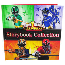 power rangers storybook collection by saban brands best selling children s books at the works