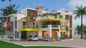 3000 square feet duplex house