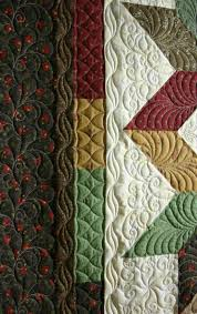83 best Machine quilt designs-diamonds images on Pinterest | Quilt ... & You need to use light-colored thread on dark fabrics to see the quilting  unless you use really high-loft batting! Adamdwight.com