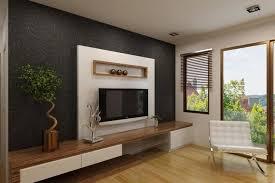 <b>Elegant White Tv</b> Cabinet With Contrast Wallpaper Ipc338 - Lcd <b>Tv</b> ...