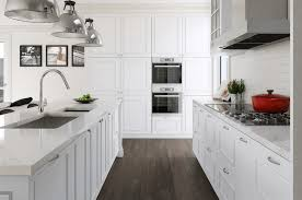 White modern kitchen ideas Ultra Collect This Idea White Island With Sink Mulestablenet White Kitchen Ideas To Inspire You Freshomecom