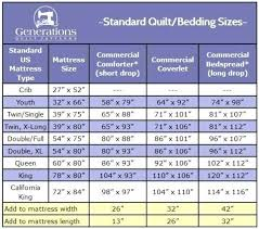Twin size blanket measurements Throw California King Blanket Size Luxury King Quilt Size Of Standard Quilt Sizes Chart King Queen Twin California King Blanket Size Bestjobgoalsclub California King Blanket Size Bedding Comforters On Sale Cal King