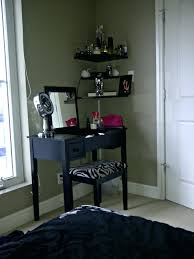 small bedroom vanity bedroom small black vanity with lift top mirror and drawers pertaining to prepare 6 small bedroom vanity ideas