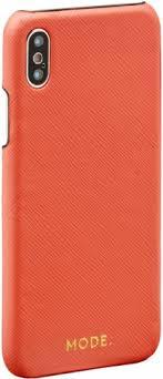 <b>DBramante1928 MODE London</b> для Apple iPhone X orange ...