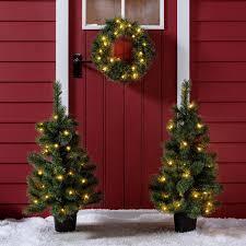 Schöne Weihnachtsdekoration Für Den Garten Lights4funde