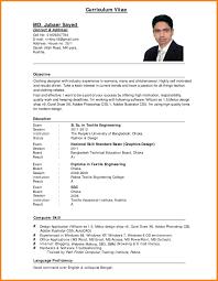 Resume Format For Job Download Gentileforda Com
