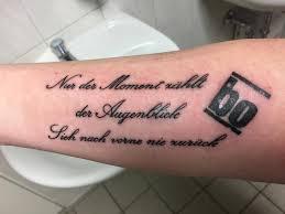 Ein Onkelz Fan Bleibt Nie Lange Allein Böhse Onkelz Tattoos
