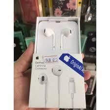 TAI NGHE ZIN BÓC MÁY NGUYÊN HỘP IPhone 7/7 Plus, iPhone 8/8 Plus, iPhone X,  iPhone XS/XS Max - Tai nghe có dây nhét tai Nhãn hàng Apple