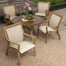 outdoor furniture small balcony. small patio sets outdoor furniture for balcony wooden chair round table flower glass