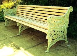 painted wood patio furniture. Painted Wooden Garden Bench Labels Wood Outdoor Furniture Patio