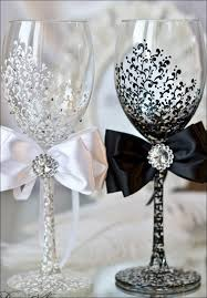 Astonishing Wine Glass Decorations For Weddings 59 With Additional Table  Decorations For Wedding with Wine Glass Decorations For Weddings