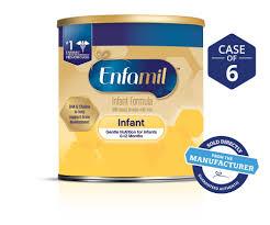 Enfamil Infant Formula Powder 12 5 Oz Can Case Of 6