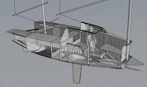 Bedard Yacht Design New Designs From Byd Bedard Yacht Design