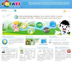 Potati Contr Le Parental Et Navigateur Internet Pour Les Petits