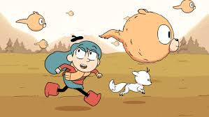 """Netflix Primer: Luke Pearson's """"Hilda"""" – a quick guide to the graphic  novels – downthetubes.net"""