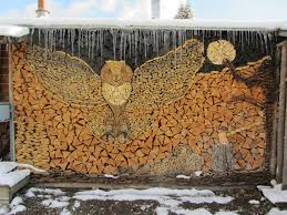 There are even art galleries that have showcased art like this. If you've  been inspired to create your own log pile art, share it with us below!