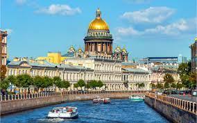 It is a major historical and cultural center, as well as russia's second largest city. 5 Gute Grunde Weshalb St Petersburg Nicht Nur Wahrend Der Wm Einen Besuch Wert Ist