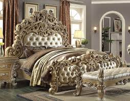 Latest Royal Bed Designs Homey Design Royal Kingdom Hd 7012 Bed Luxurious Bedrooms