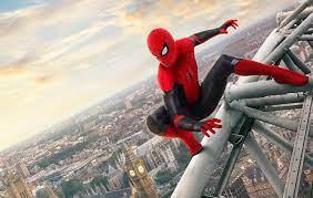"""Spidey in """"Spider-Man: No Way Home ..."""