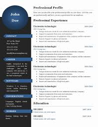 New Resume Formats Enchanting Resume Biodata Sample Attractive Best New Resume Formats