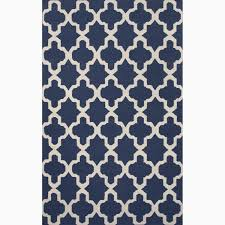 simple rug patterns. @Overstock - Handmade Moroccan Pattern Blue/ Ivory Wool Rug (8 X 10) Simple Patterns