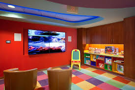 cool playroom furniture. interiorexcellent kids playroom furniture designs with small pink table also open plan white shelves cool