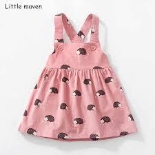 Little Maven Size Chart Little Maven Kids Brand Clothes 2018 Autumn Baby Girls