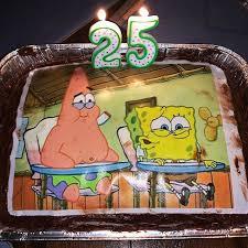 Images Tagged With Spongebobbirthdaycake On Instagram