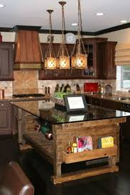 Rustic Kitchen Island Lighting Rustic Country Kitchen Design Rustic Kitchen Decorating Ideas