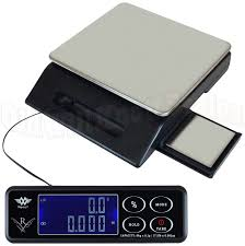 Small Kitchen Weighing Scales My Weigh Maestro Digital Kitchen Scale Slide Out Precision Platform