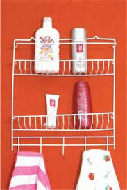 Plastic Coated Wire Racks Bathroom Wall RackPlastic Coated Wire Rackid100 Product 13