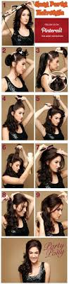 Easy Hairstyles On The Go 25 Best Ideas About Evening Hairstyles On Pinterest