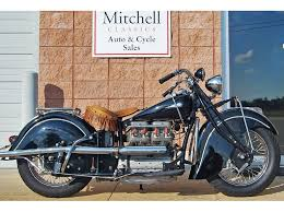 1940 indian motorcycles