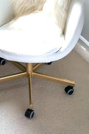 office hack. Desk Chair Gold White Office Hack By Popular Dc Blogger Seat Covers Kitchen Nightmares Full Episodes