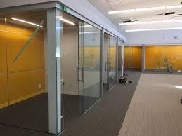 Interior Glass Doors Office
