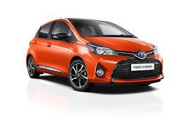 2016 Toyota Yaris Orange Edition Is Unmistakably Orange ...