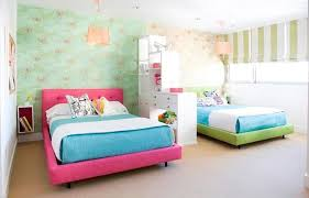 Modern Boy and Girl Shared Bedroom