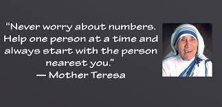 Quotes About Service To Others Inspiration Mother Teresa Quotes On Service To Others Quotesta