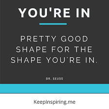 Doctor Seuss Quotes Classy Popular Dr Seuss Quotes About Shape You're In Golfian