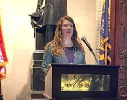Betsy Hickman Presents Field To Market   Philadelphia Society for Promoting  Agriculture