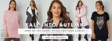 Plus Size Womens Fashion Store Yours Clothing